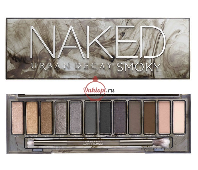 Urban Decay Naked Smoky,12 X 1.3g