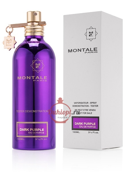 Montale Dark Purple Tester, 100ml