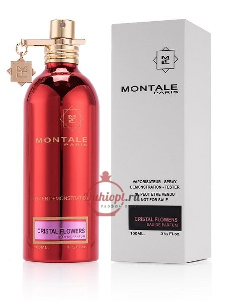 Montale Crystal Flowers Tester, 100ml