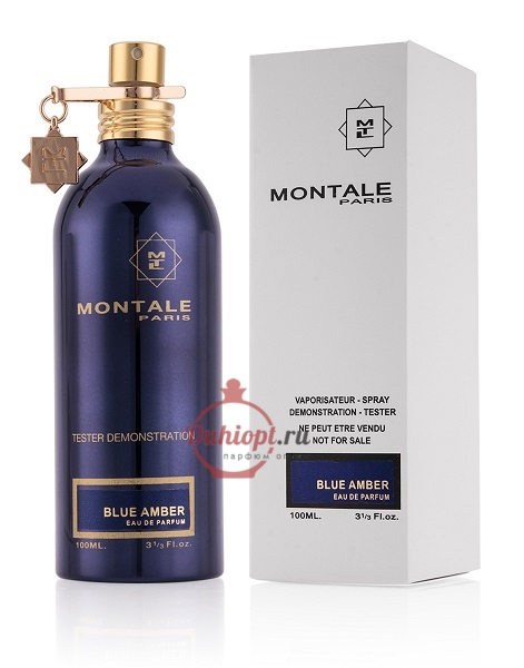 Montale Blue Amber Tester, 100ml