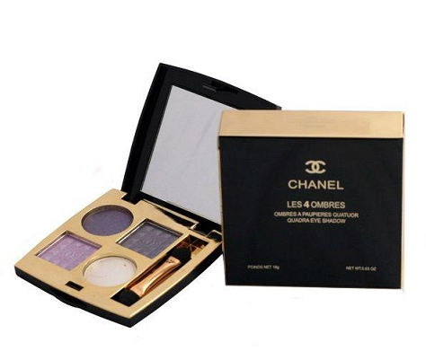 Тени Chanel LES 4 OMBRES OMBRES,18g