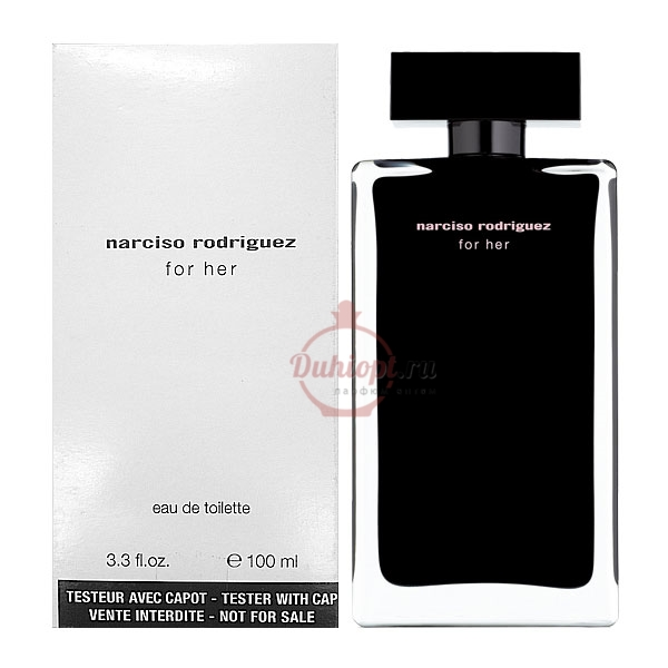 Narciso Rodriguez For Her Tester, 100ml