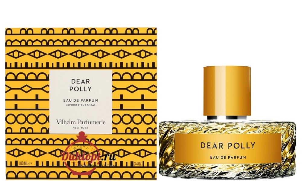 Vilhelm Parfumerie Dear Polly, 100 ml