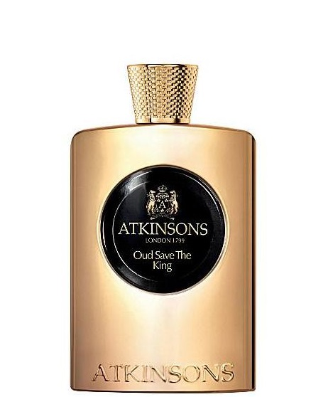 Atkinsons Oud Save The Queen Tester, 100 ml