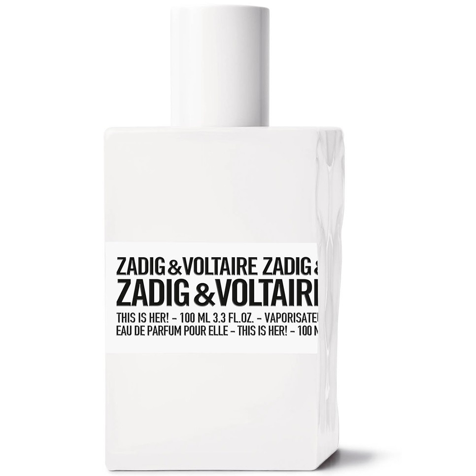 Zadig & Voltaire This is Her  Tester, 100 ml