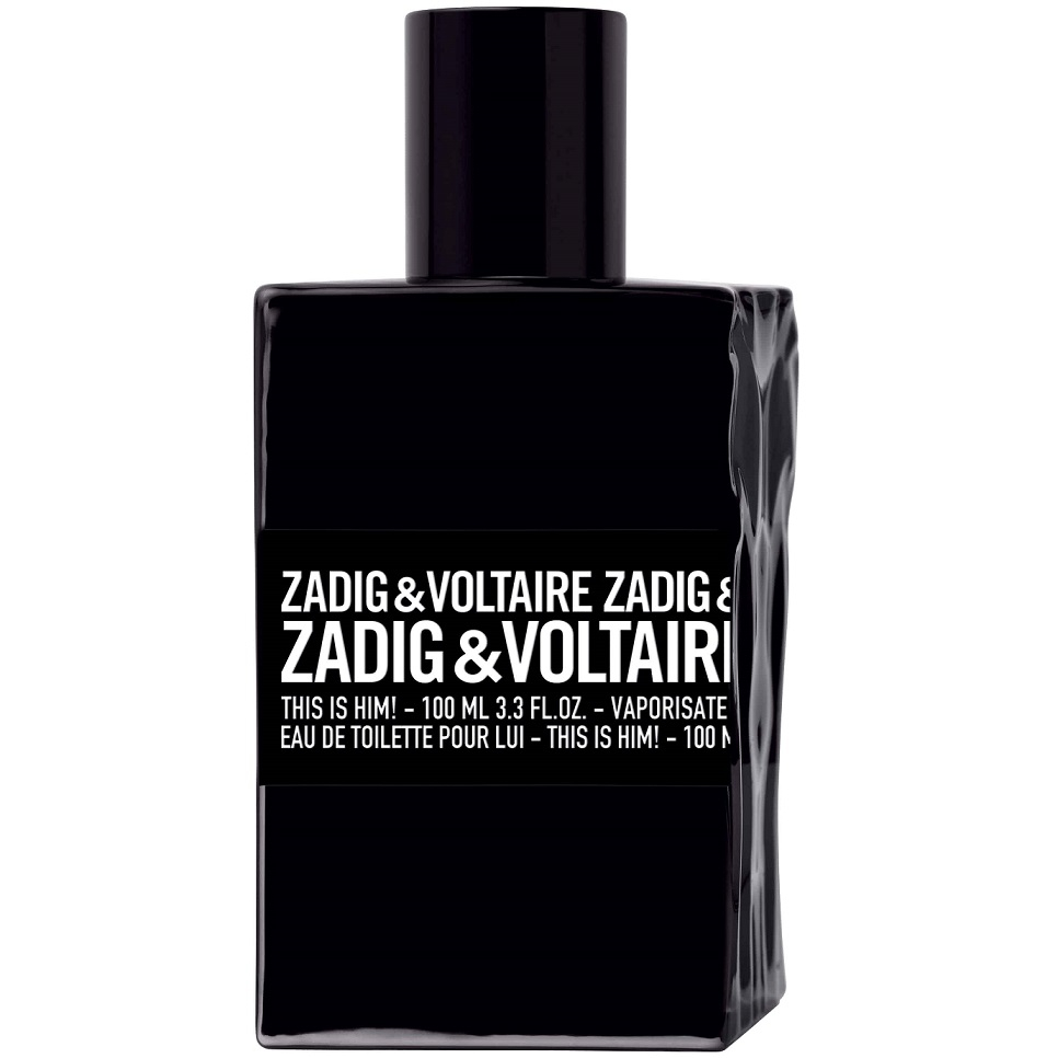 Zadig & Voltaire This is Him Tester, 100 ml