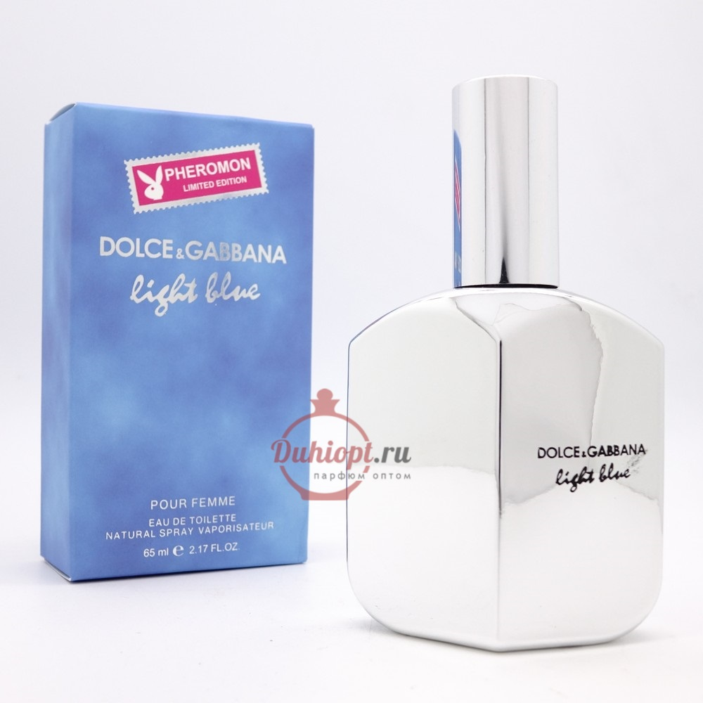 Dolce&gabbana Light blue edt e, 65 ml