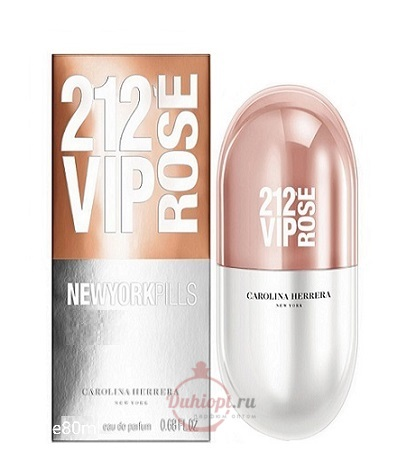 Carolina Herrera 212 VIP Rose Pills,80ml