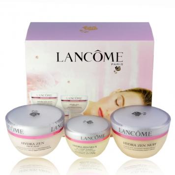 Косметический набор антивозрастных кремов для лица Lancome - Absolue Precious Cells - 3 in 1