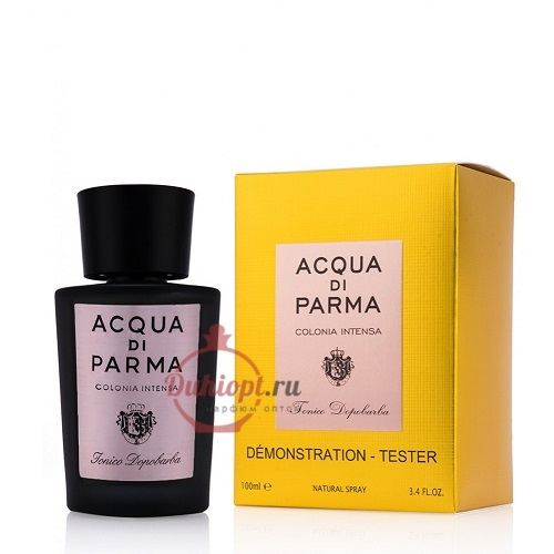 Acqua di Parma Colonia Intensa Oud Eau de Cologne ConcentreeTester, 100ml