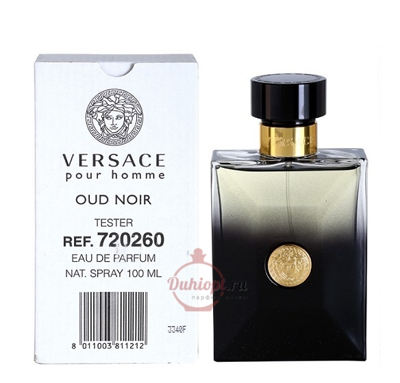 Versace Pour Homme Oud Noir Tester 100ml купить духи оптом в