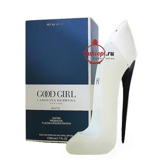 Carolina Herrera Good Girl WhiteTester, 80ml купить духи оптом в ... 6807347c77c