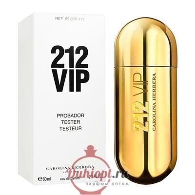 Carolina Herrera 212 VIP тестер ,80 ml купить духи оптом в интернет ... 3490f9d6ed8