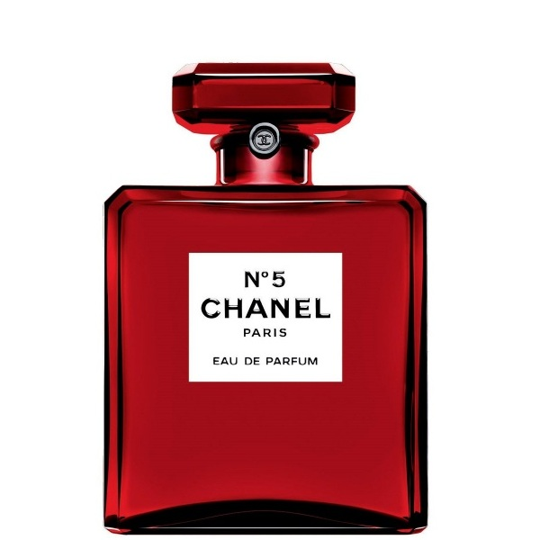 Chanel No 5 Parfum Red Edition Tester, 100 ml