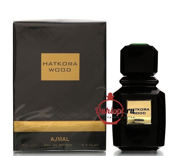 Ajmal Hatkora Wood, 100 ml