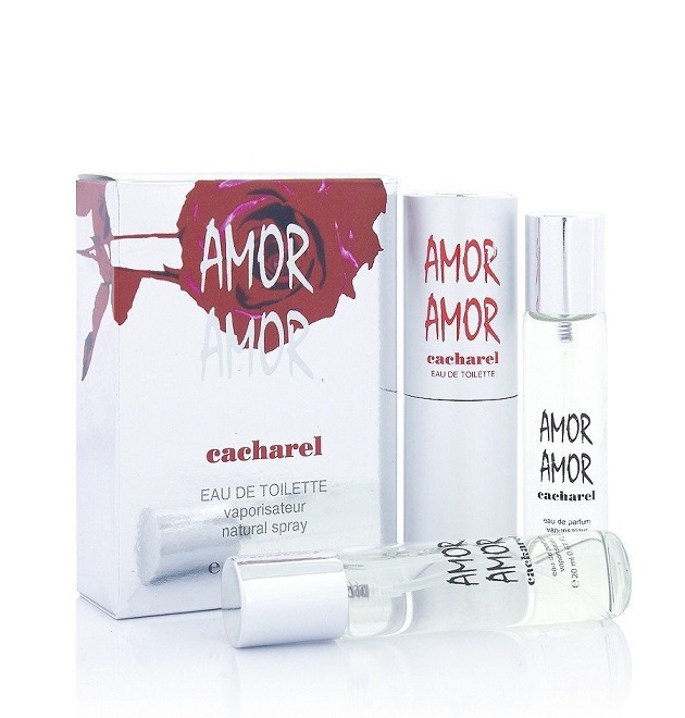 Cacharel Amor Amor, 3X20 ml