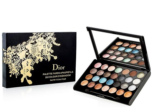 Тени Christian Dior Palette Fards Apaupieres 28 Colour Eyeshadow,51g