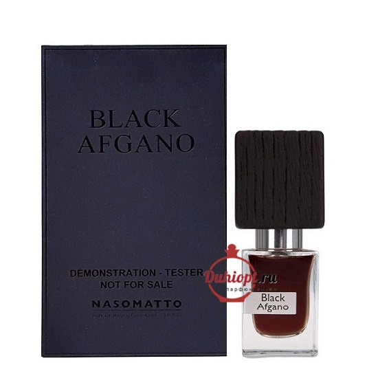 Nasomatto Black AfganoTester, 30ml
