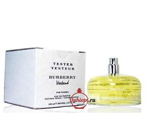 Burberry Weekend тестер ,100ml
